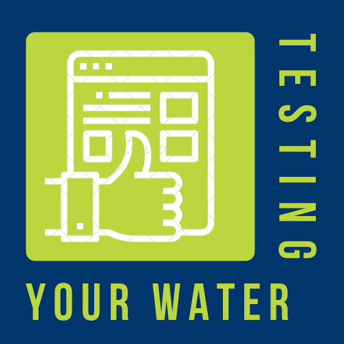 Testing Your Water Opens in new window