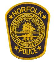Norfolk Police Badge