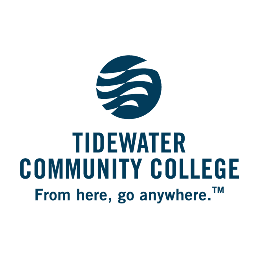 Tidewater Community College Image Button